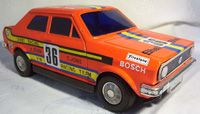 asahi VW Derby Rallye orange